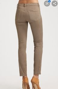 J Brand Jeans in Taupe/Gray Color